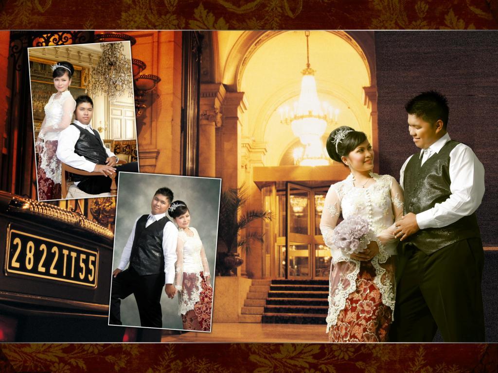 Pre Wedding Indoor - Liberty Photography